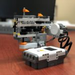 Linear LEGO Gearbox Controlled by SysML Model (Part 2)