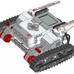 Integrating Programmable Lego Mindstorms EV3 with SysML and Cameo Systems Modeler (Part 1/2)